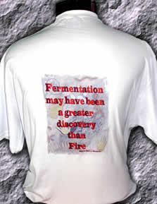 Fermentation T-Shirt (TS0604)